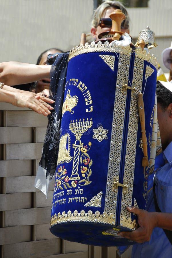 Le Torah photo libre de droits