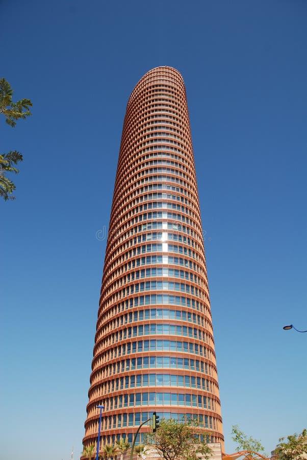Le Torre Séville en Espagne photo libre de droits
