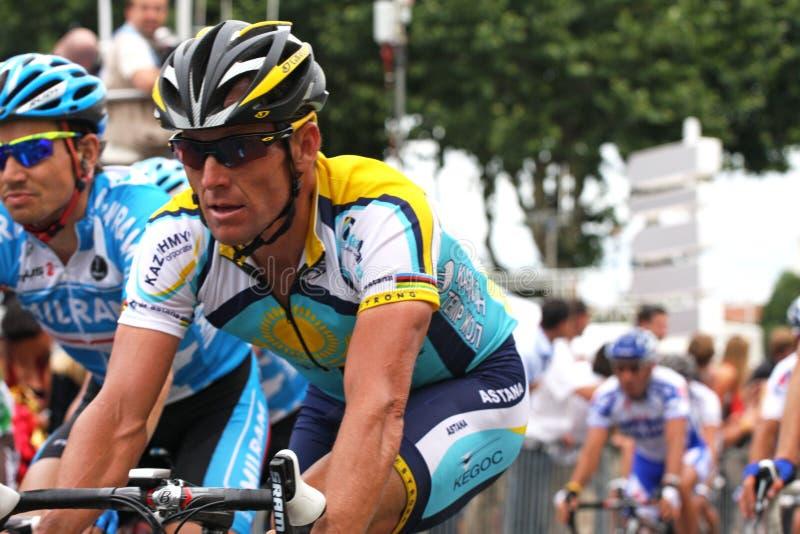 Le Tour de France 2009 - Round 4 royalty free stock photography