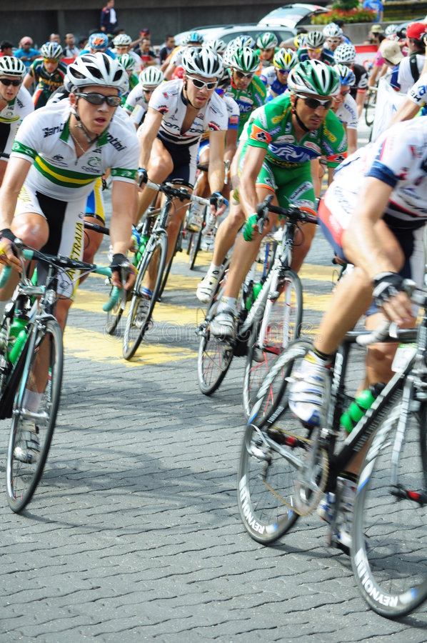 Le Tour de Langkawi 2009 royalty free stock images