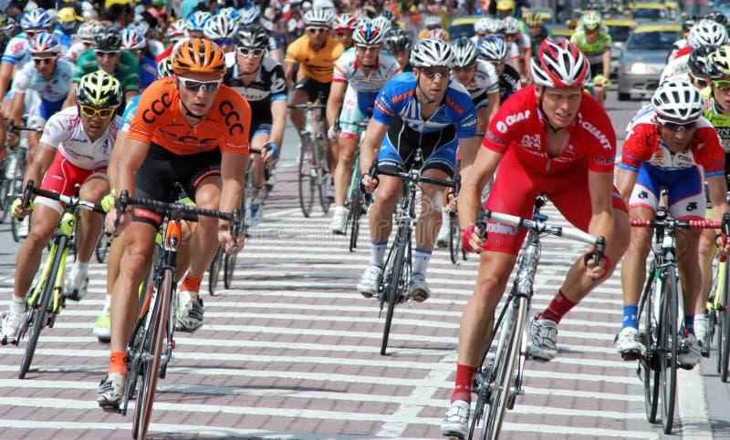 Le Tour DE Langkawi stock afbeelding