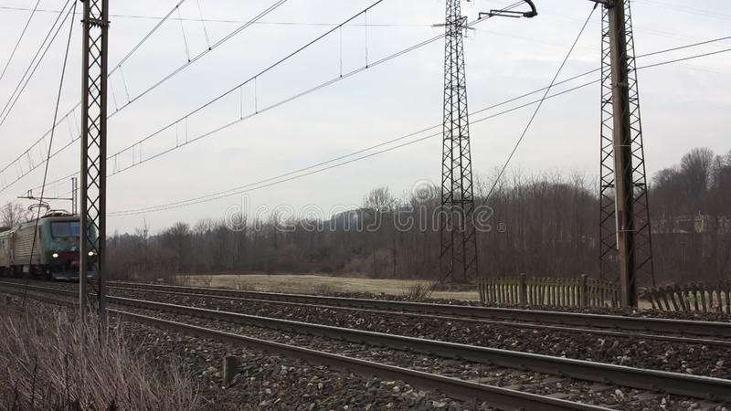 Le train de voyageurs clips vidéos