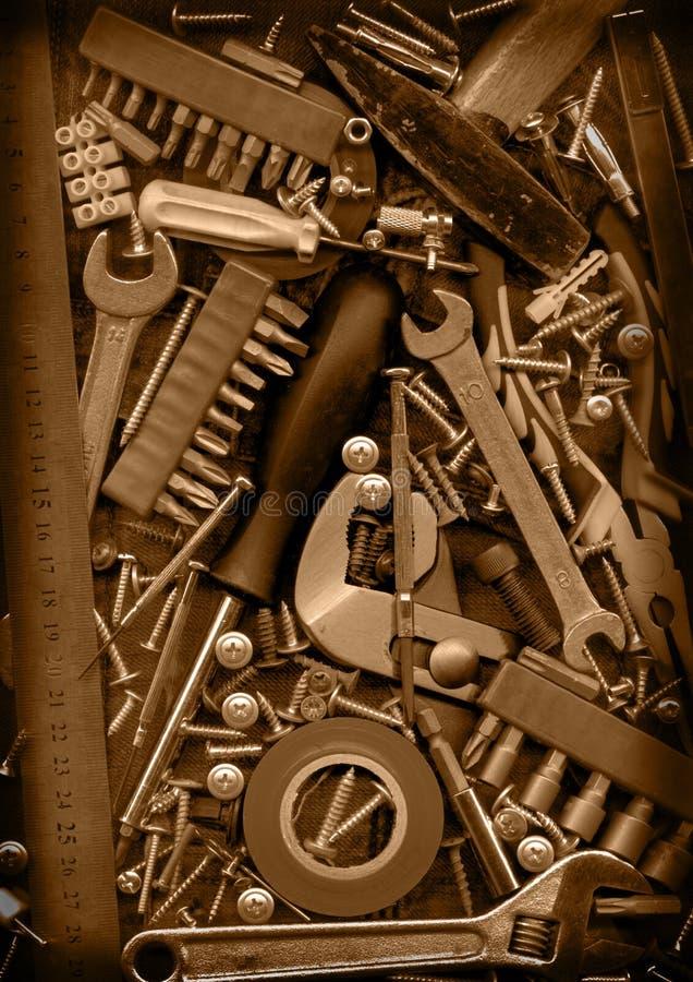 Le travail usine le fond image libre de droits