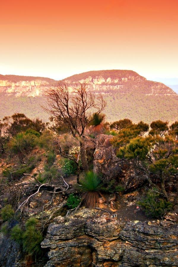 Download Le tre sorelle, Australia immagine stock. Immagine di turistico - 3131099