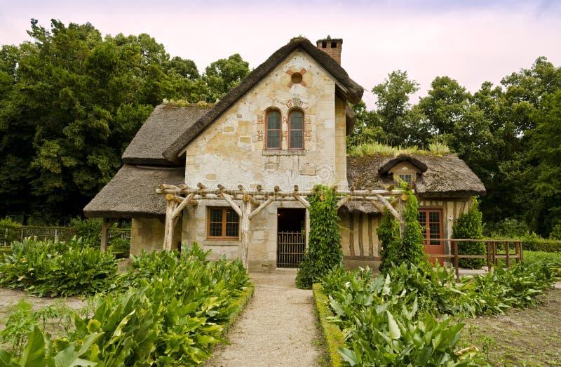 LE Trianon – Βερσαλλίες, Γαλλία στοκ εικόνα με δικαίωμα ελεύθερης χρήσης