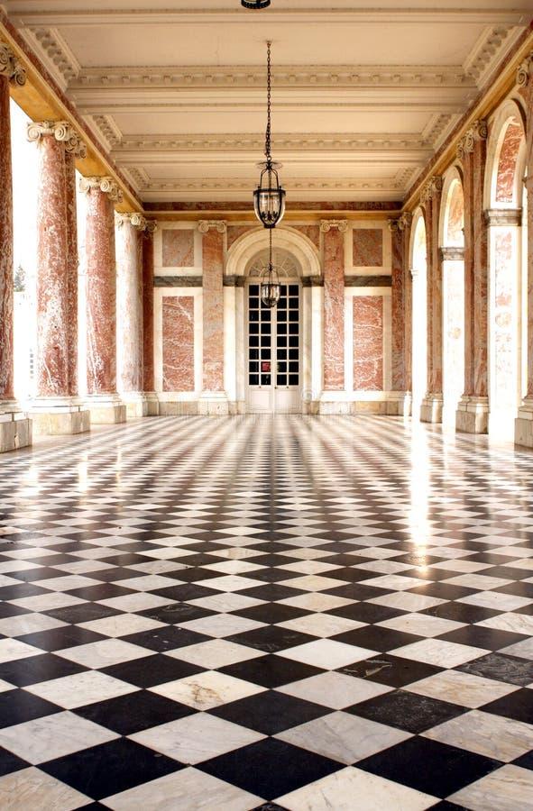 Le Trianon - Versailles grands photographie stock libre de droits