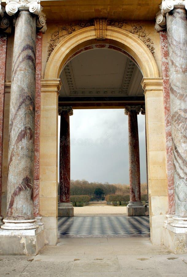 Le Trianon - Versailles grands images libres de droits