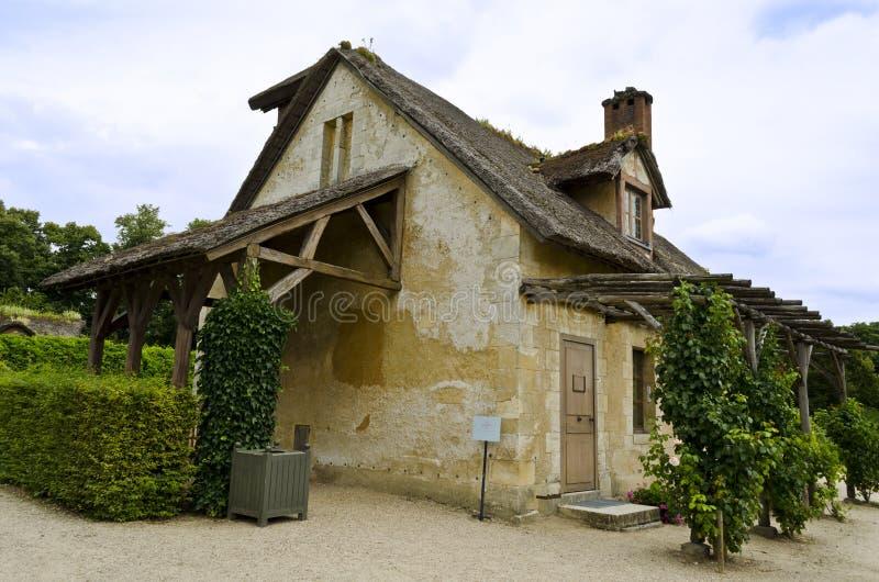 Le Trianon – Versalhes, França imagem de stock royalty free
