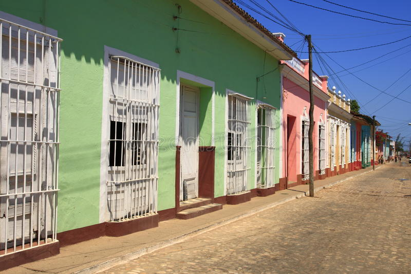 Le Trinidad photo libre de droits
