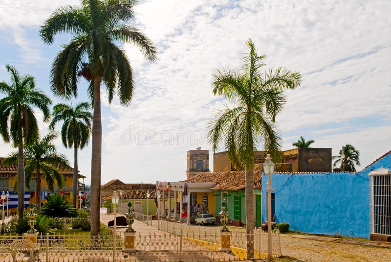 Le Trinidad photographie stock