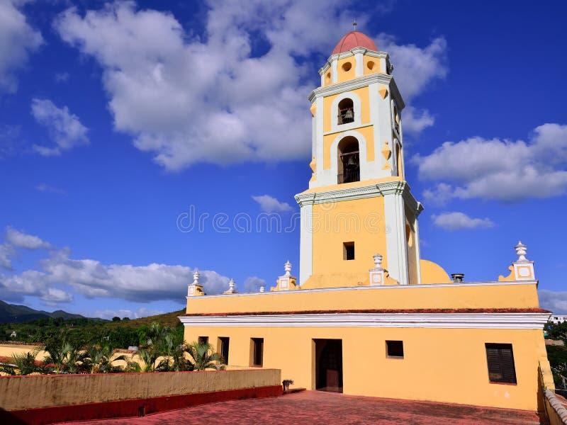 Le Trinidad au Cuba photographie stock libre de droits