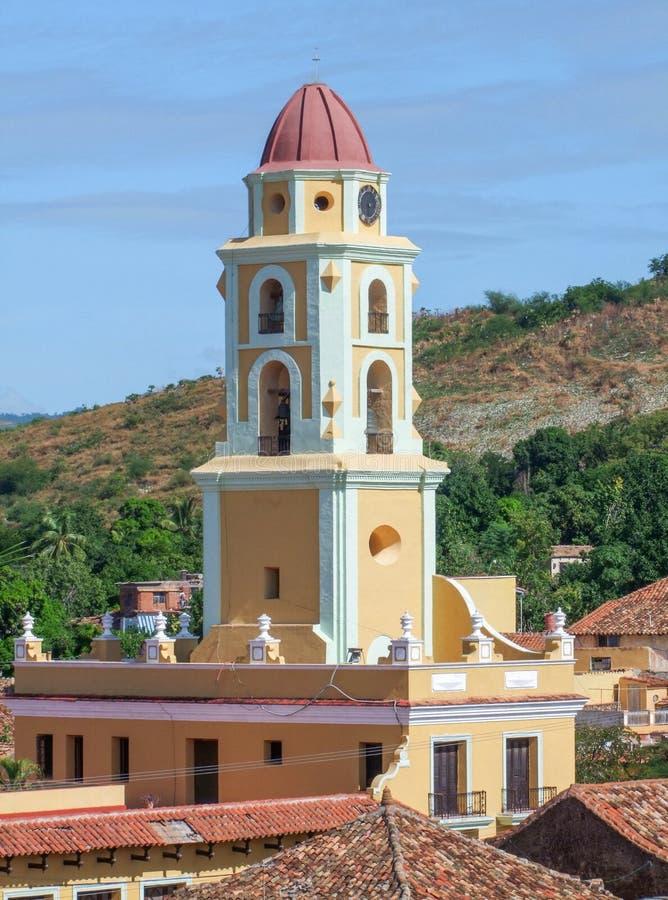 Le Trinidad au Cuba images libres de droits