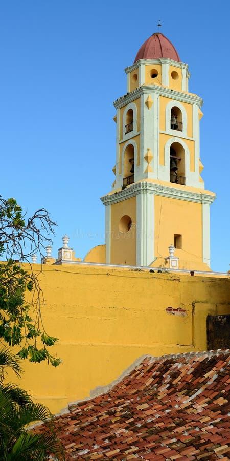 Le Trinidad au Cuba photos libres de droits