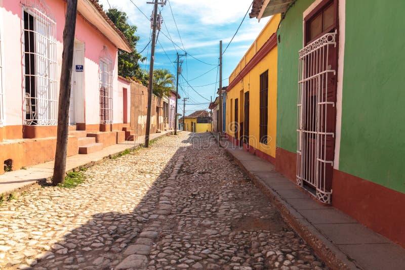 Le Trinidad, Cuba image libre de droits