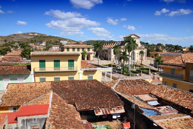 Le Trinidad, Cuba photographie stock
