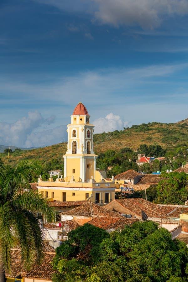 Le Trinidad, Cuba Musée National de la lutte contre des bandits photos libres de droits