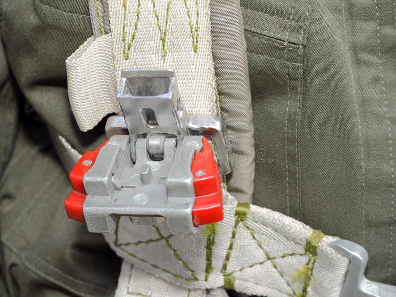Le vêtement, militaires de harnais pilotent photos libres de droits