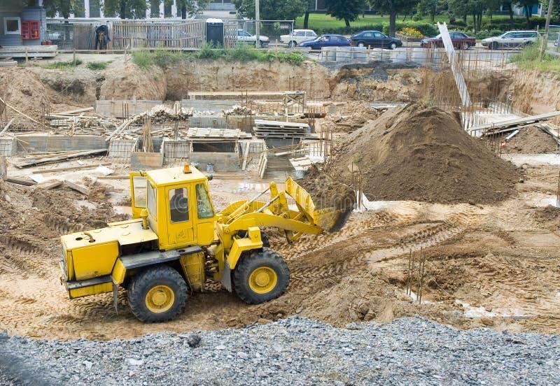 Download Le vangate della draga immagine stock. Immagine di costruzione - 3146901