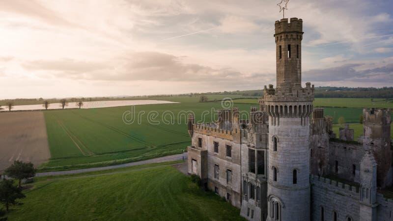 Le verger de Duckett, comté Carlow l'irlande photo stock