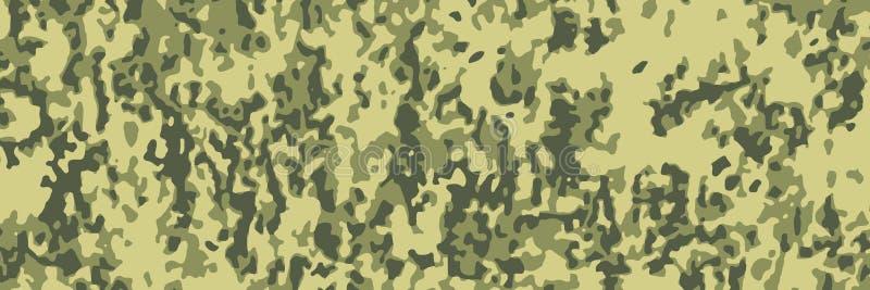 Le vert abstrait de modèle de camouflage de pixel de Digital laisse le fond de couleur photographie stock libre de droits