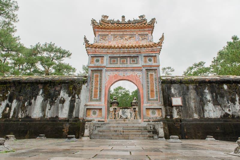 Le Vietnam - Hue photographie stock libre de droits