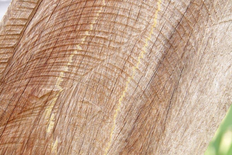 Le vieux bois donne au fond une consistance rugueuse images libres de droits