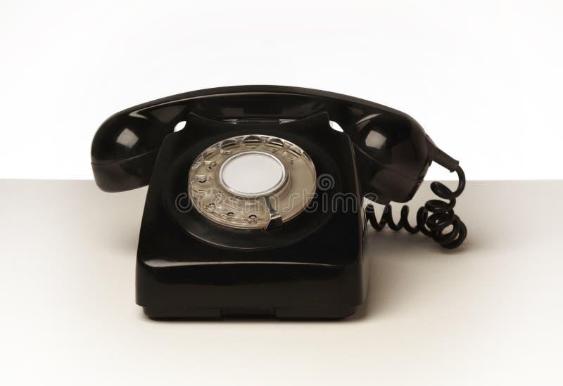 Le vieux BT téléphonent image stock