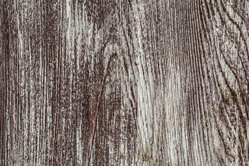 Le vieux et superficiels par les agents r?tros fond et texture de style de cru en bois noir gris de mur photo libre de droits