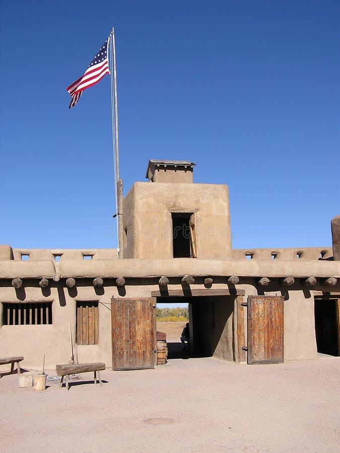 Le vieux fort du penchant photos libres de droits