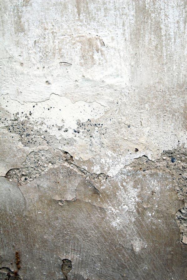 Le vieux grunge donne ? des milieux une consistance rugueuse Gery Wall Background photo libre de droits