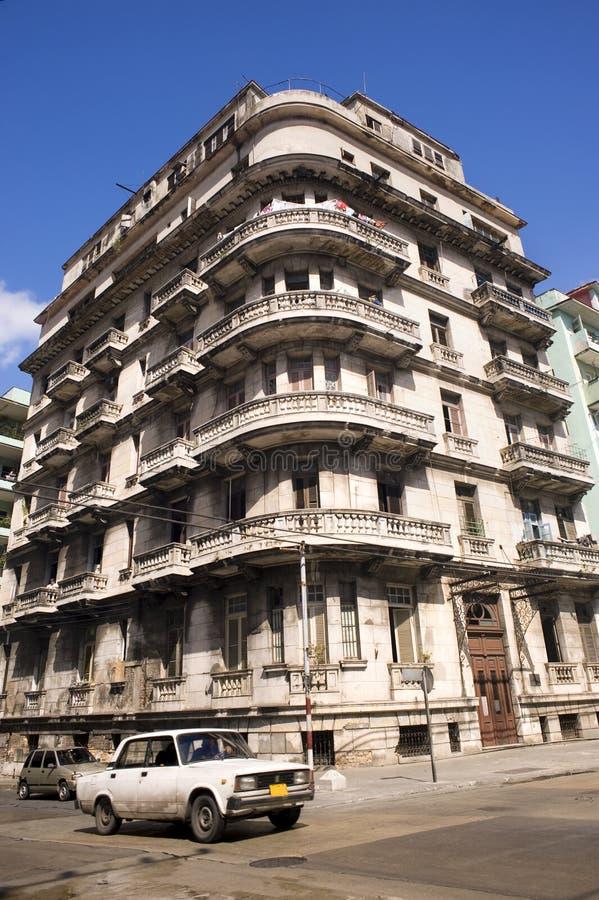 Le vieux - La Havane, Cuba images libres de droits