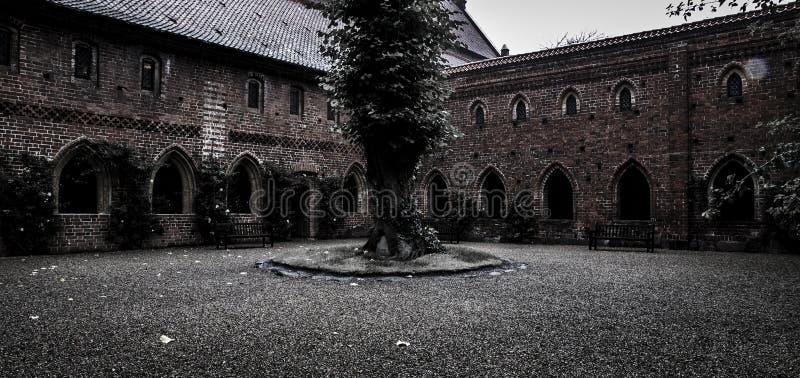 Le vieux monastère photos stock