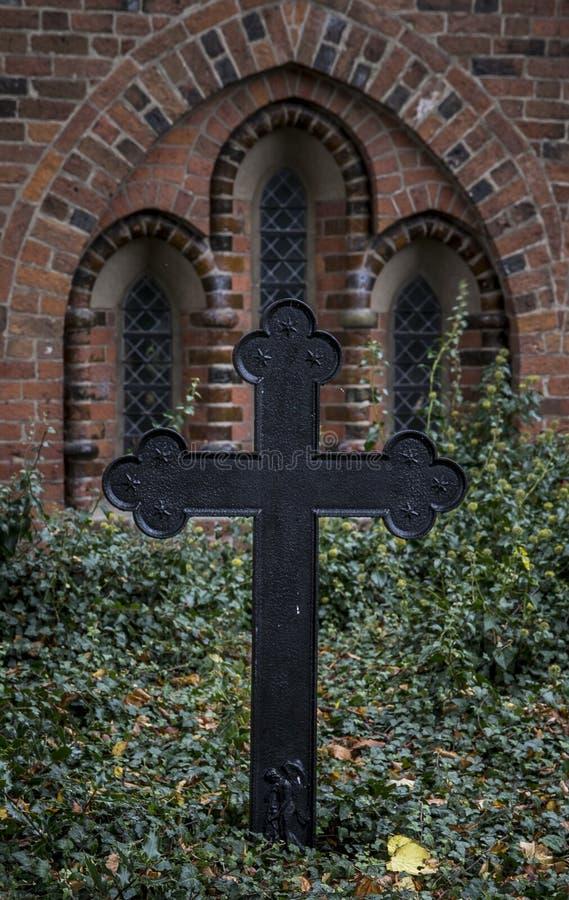 Le vieux monastère images libres de droits