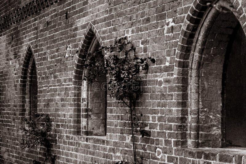 Le vieux monastère photo stock