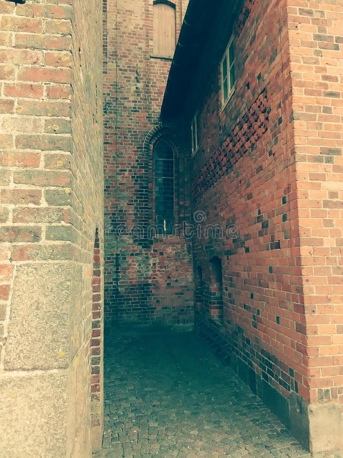 Le vieux monastère photographie stock libre de droits