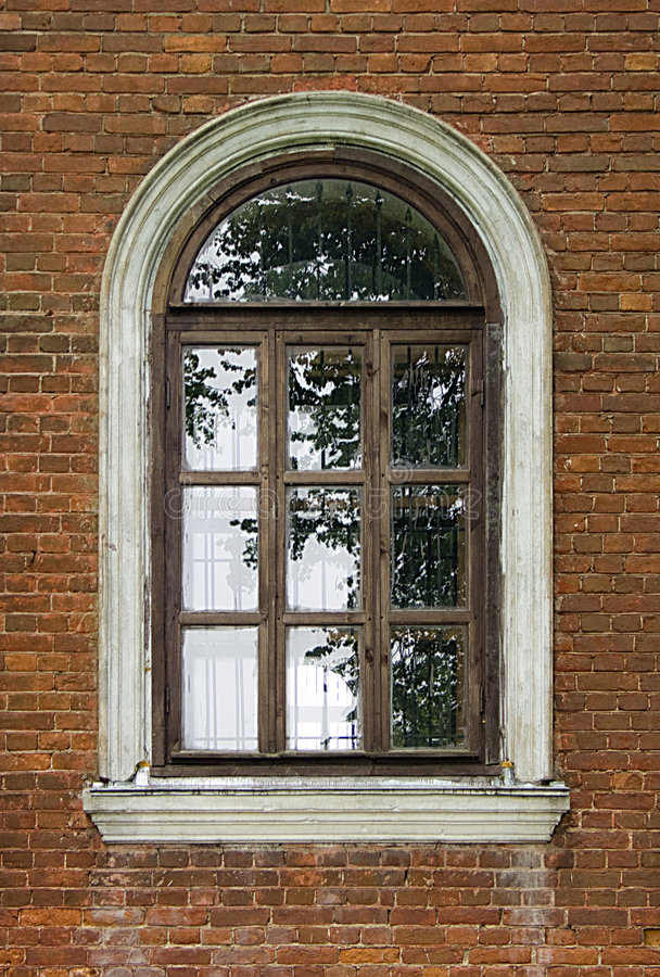 Le vieux Window_14 photos libres de droits