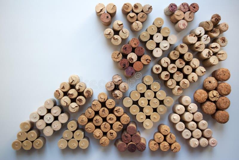 Le vin bouche le fond abstrait de tuiles photos stock
