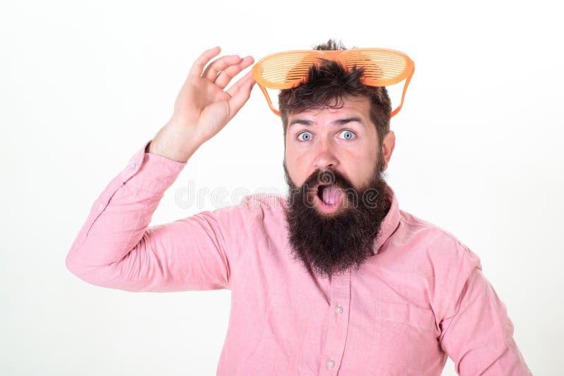 Le volet d'usage de hippie ombrage les lunettes de soleil extrêmement grandes Attribut de vacances de lunettes de soleil Été de l photographie stock libre de droits