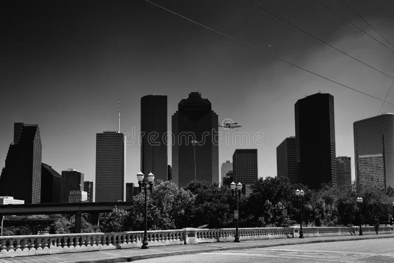 Le voyage Houston du centre de l'effort images stock