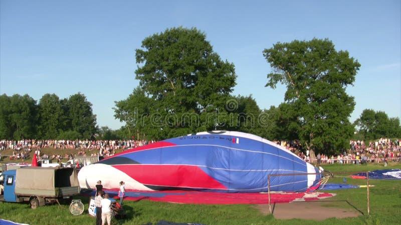Le Xvi-Th Velikie Luki International Balloon Meet clips vidéos