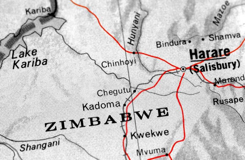 le Zimbabwe images libres de droits