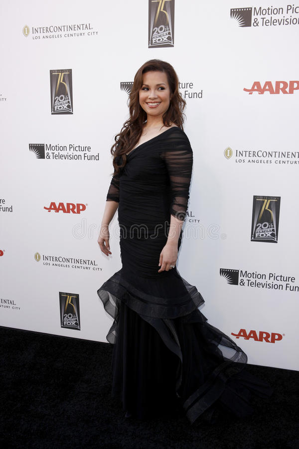 Lea Salonga. Arrives at A Fine Romance - 2010 Sony Pictures Studios Culver City, CA May 1, 2010 royalty free stock photography