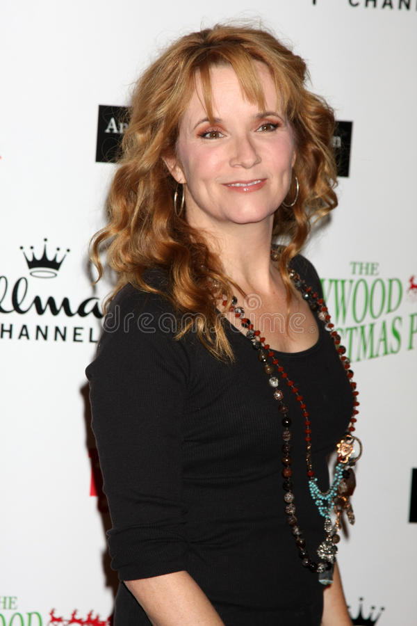 Download Lea Thompson editorial stock photo. Image of thompson - 22612663