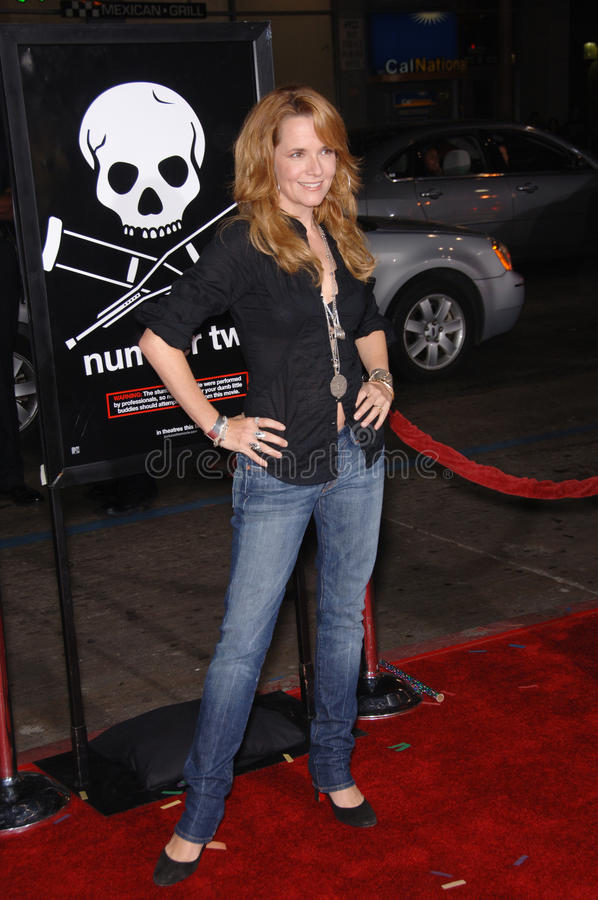 Download Lea Thompson editorial image. Image of grauman, picture - 25134945