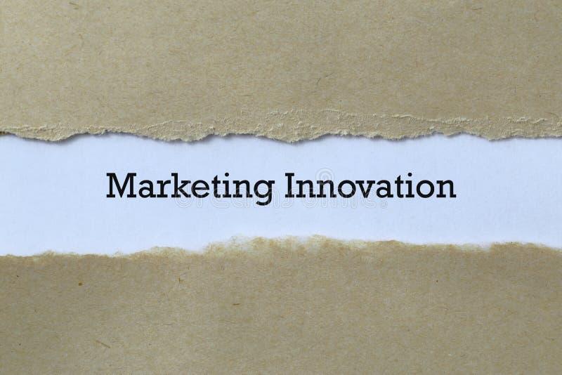 Marketing innovation royalty free stock photos