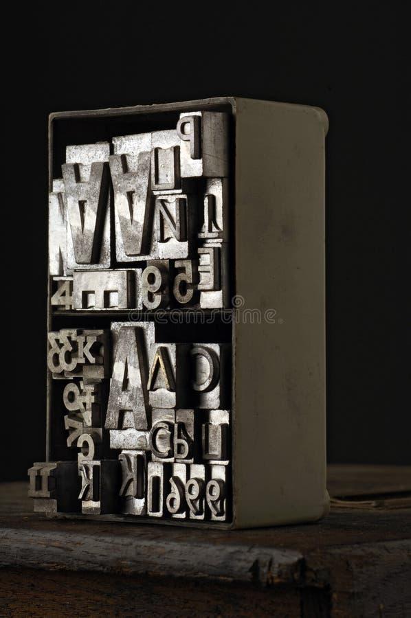 Download Lead fotografering för bildbyråer. Bild av typografi, bokstäver - 518617