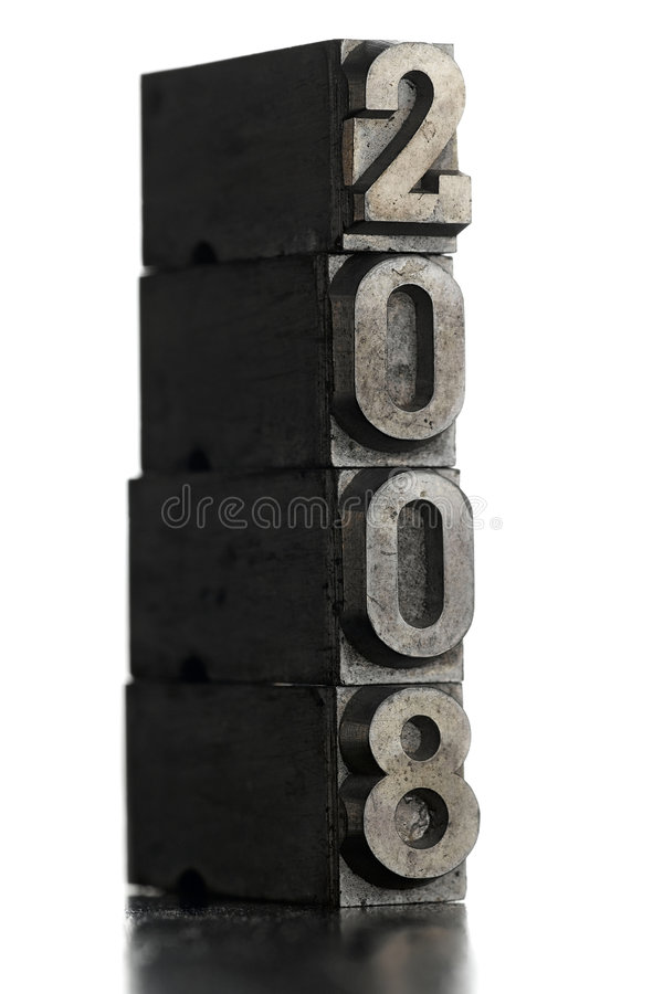 Download Lead letters stock photo. Image of imprint, character - 2722352