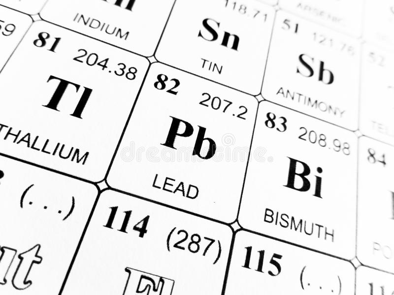 Lead on the periodic table of the elements stock photo image of download lead on the periodic table of the elements stock photo image of lead urtaz Gallery