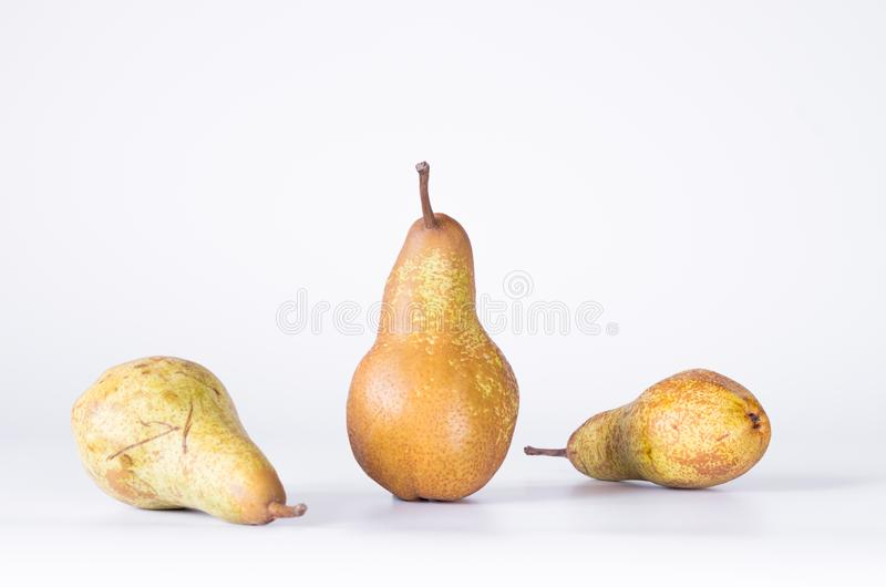 Leader in the company. The one who resisted. A strong character. Fruit isolate stock photography