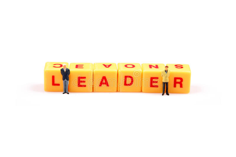 Download Leader qualities stock photo. Image of english, blocks - 16096500